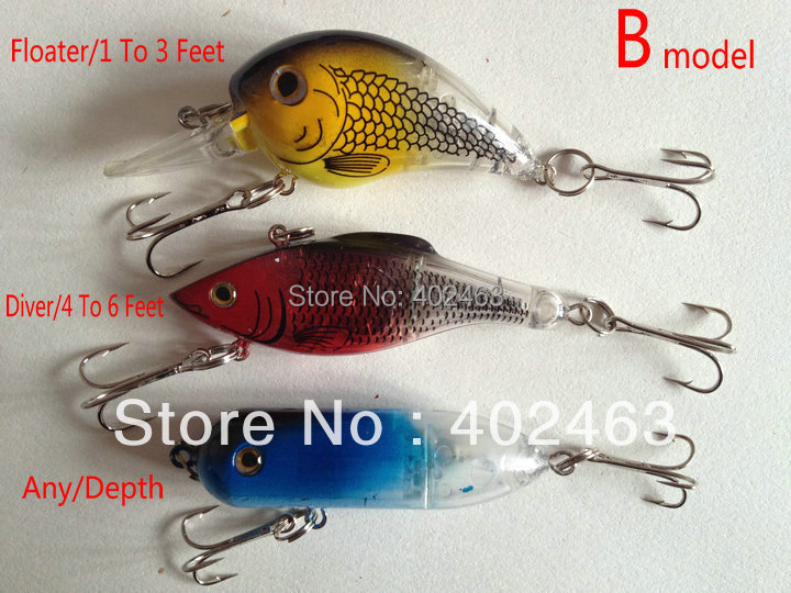 aliexpress : buy aliexpress first the latest style led glowing, Hard Baits