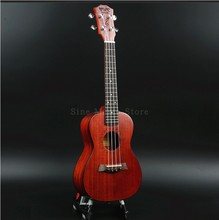 Rosewood Ukulele 23 inches Mahogany 4 strings Mini Guitar Concert 18 Fret Hawaiian Children Small Musical Instrument