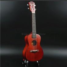 Rosewood Ukulele 23 inches Mahogany 4 strings Mini Guitar Concert 18 Fret Hawaiian Children Small Guitar Musical Instrument цены