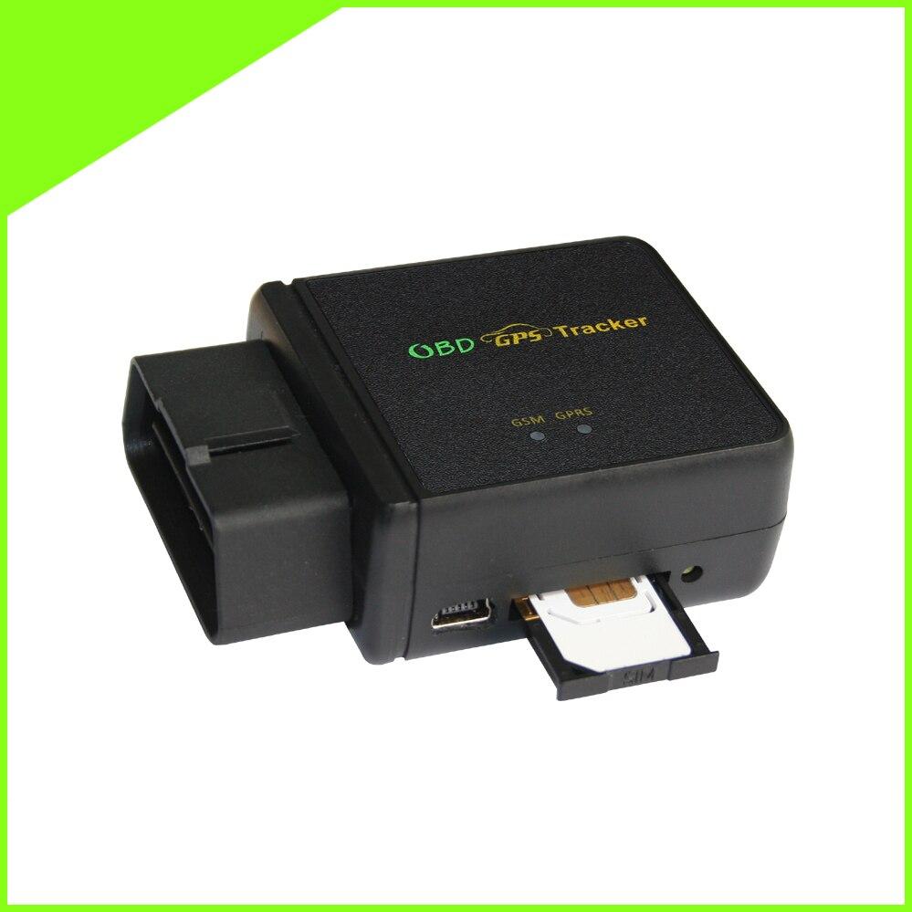 cctr 830 OBD II 2 GPS GSM Tracker car alarm full function No Installation plug and