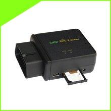 Cctr-830 OBD II 2 GPS GSM Tracker alarma del coche completo función Sin Instalación plug and play voltaje amplio libre platfrom servicio