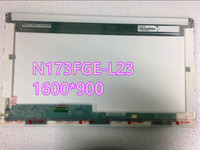 NEW laptop lcd screen panel 40pin B173RW01 V.3 V.4 V.5 LTN173KT01 LTN173KT02 LP173WD1 N173FGE L23