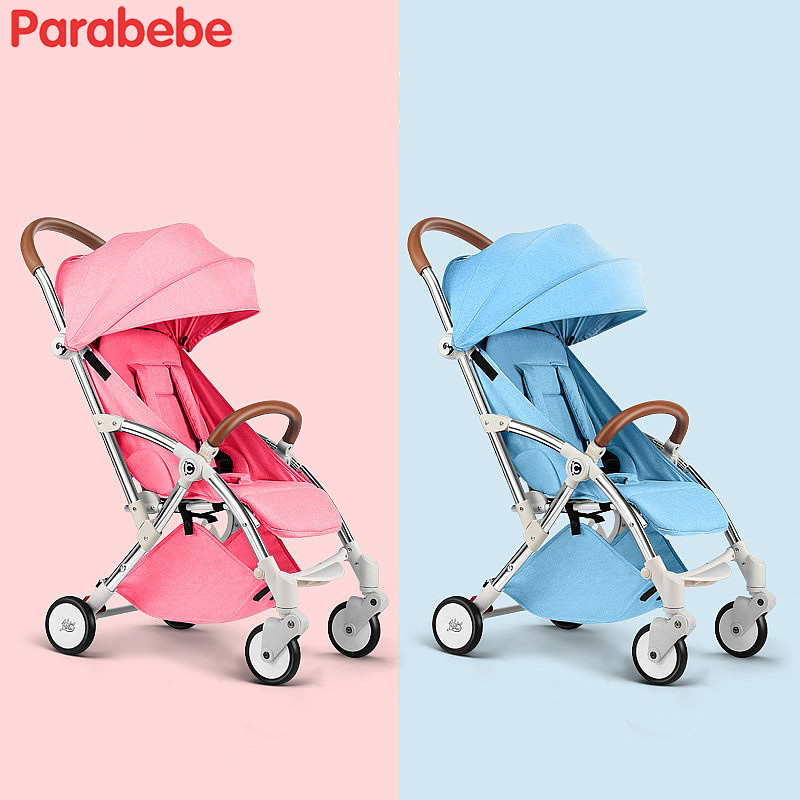 light baby stroller 8kg folding children buggy lightweight pushchair baby pram travel system umbrella strollers infant trolley sunshade maker tor kid infant baby strollers pram buggy pushchair seats