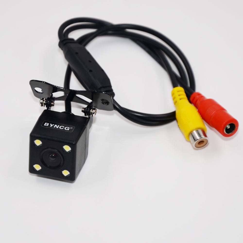 Парковка ассистентов Автомобильная камера заднего вида заднего хода чтя резервного копирования с CCD светодиодный широкий степень de re para Авто ночного видения