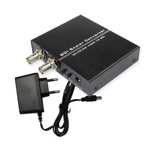 Image 5 - محول HDMI إلى ثنائي SDI دعم 1080p 1080i كامل HD HDMI إلى 2 منفذ SD SDI/HD SDI/3G SDI BNC Scaler محول