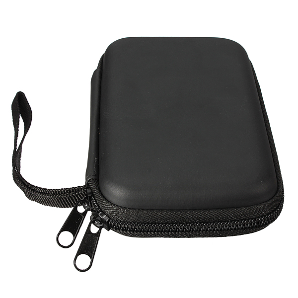 Universal Portable Zipper Exte Rnal 2.5 Inch HDD Bag Case Po Uch Professional For Protection Standard GPS Hard Disk Drive Device