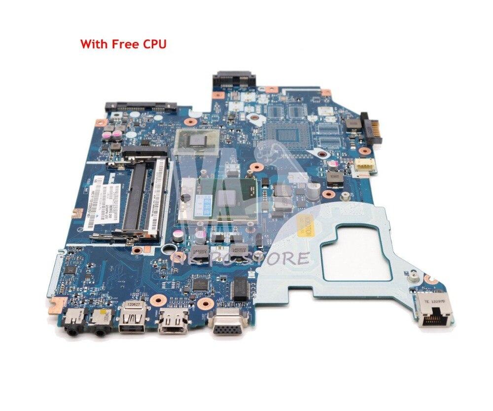 NOKOTION Pour Acer aspire V3-571G E1-571G Mère D'ordinateur Portable NBC1F11001 Q5WVH LA-7912P SJTNV HM70 DDR3 Livraison CPU
