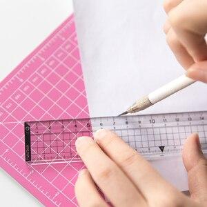 Ручной режущий коврик JIANWU, многофункциональный гравировальный станок для резки бумаги