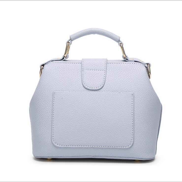 RUILANG NEW 2018 Women Designer Luxury Socialite Handbag Female PU Leather Shoulder Bag Ladies Crossbody Bag Fashion Hand Bag