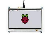 Raspberry Pi 3 B 7inch HDMI LCD 1024 600 Resistive Touch Screen LCD Display