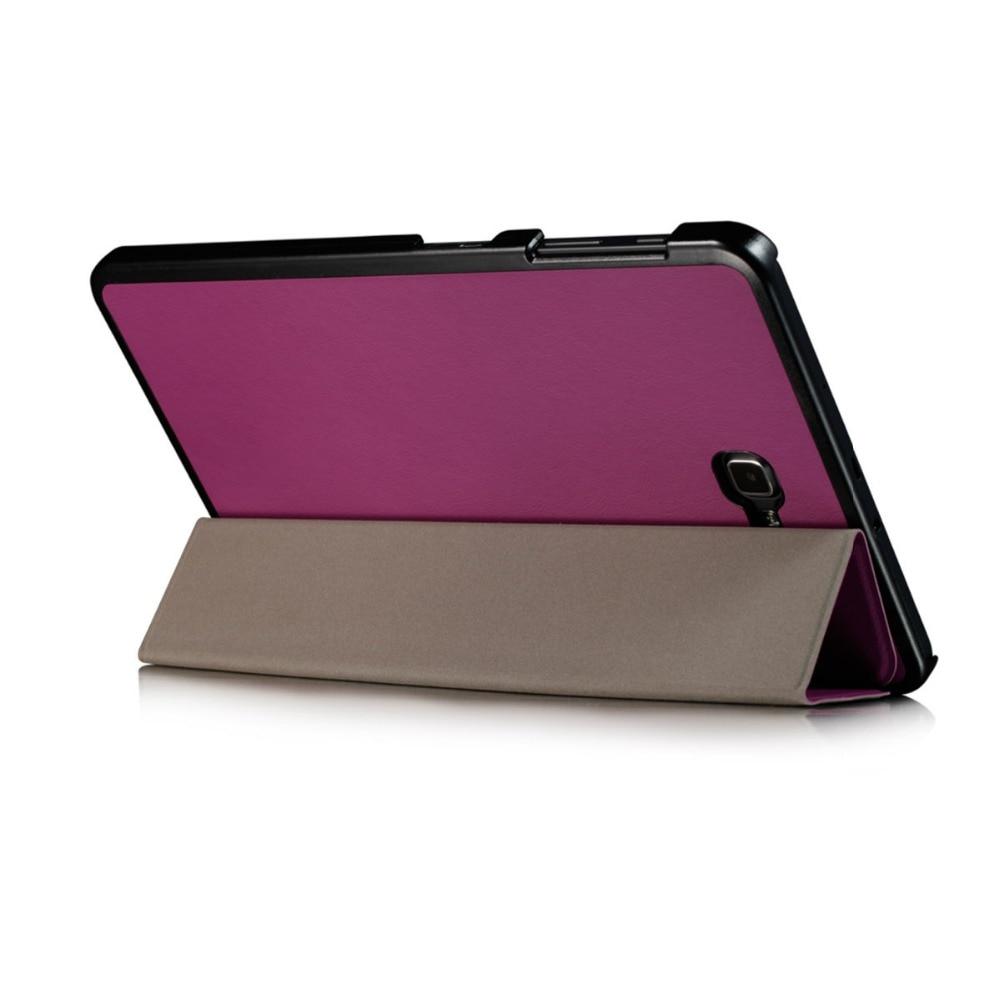 Samsung Galaxy Tab A 10.1 2016 T580 T585 ümbrised KST PU nahast - Tahvelarvutite tarvikud - Foto 4