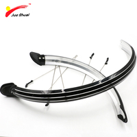 Outdoor bike Mudguard Bicycle fenders flares mtb cycle Ebicycle accessories mountain bike mtb parts Protector bicycle mud guard|fenders| |  -