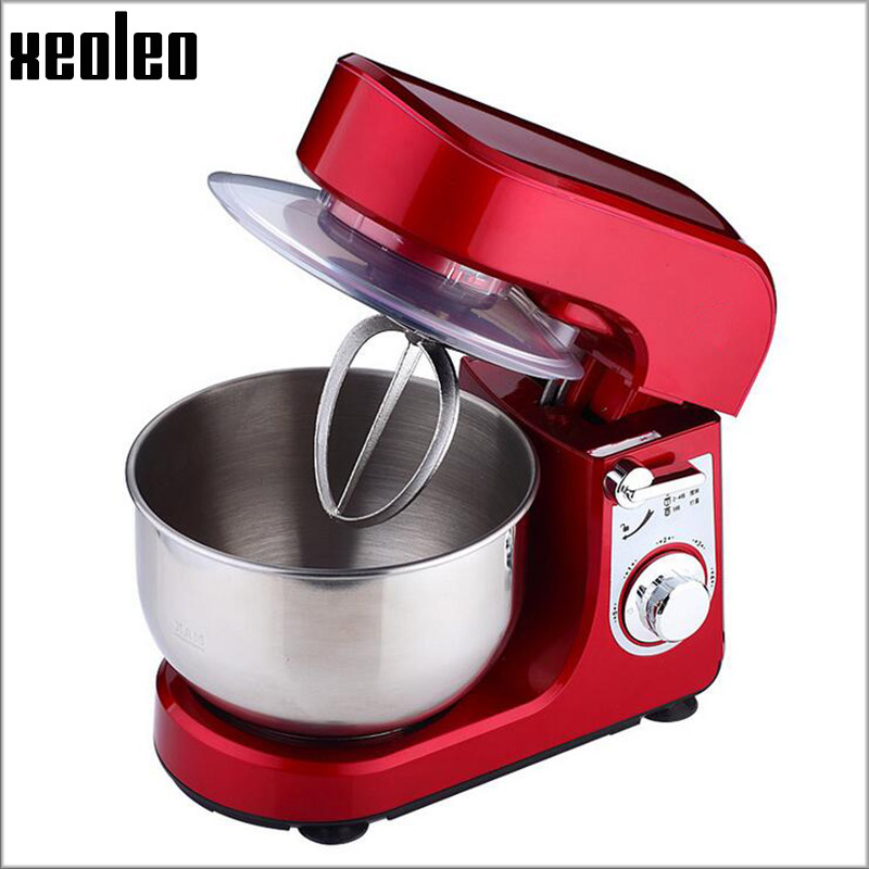 Xeoleo Stand mixer 3.5L Food mixer 600W Dough kneading machine home Egg beater kitchen cooking Chef machine Cake dough mixer