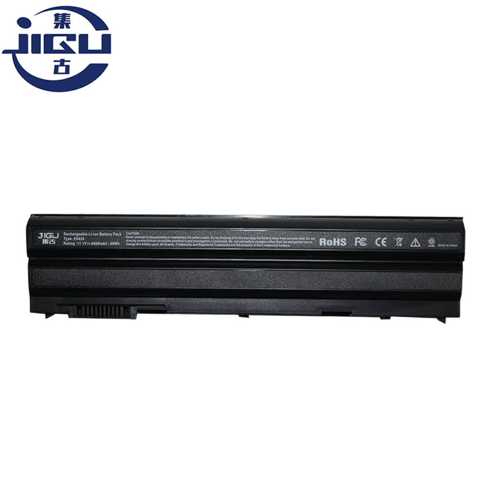 JIGU Laptop Battery For Dell 8858X 8P3YX 911MD Vostro 3460 3560 Latitude E6120 E6420 E6520For Inspiron 7420 7520 7720 6Cells jigu laptop battery for dell 8858x 8p3yx 911md vostro 3460 3560 latitude e6120 e6420 e6520 4400mah