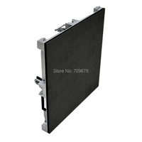 Outdoor P4 81mm Full Color Rental Stage Screen LED Display Panel 500x500mm And 500x1000mm P3 91
