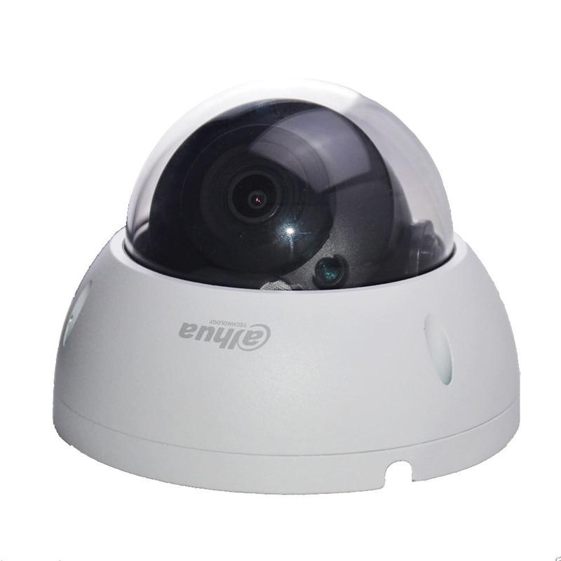 Dahua starlight POE Security Camera  H2.65 Dome  onvif IPC-HDBW4433R-ZS 2.7mm ~13.5mm lens IR50M SD Card slot multi-language