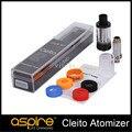 100% Original Aspire Cleito Sub Ohm Tank Kit with 3.5ml 0.2ohm 0.4ohm Sub Ohm Atomizer