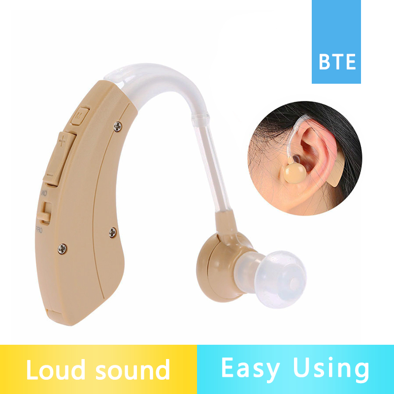 VOHOM 220 Mini digital aparelho auditivo hearing aid in ear hearing aids ear sound amplifier free shipping modifed artificial bee colony algorithm for job scheduling problem