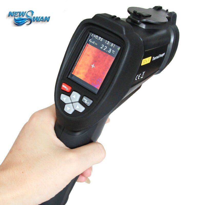 Original High Sensitive DT-9868 Visual Infrared Thermometer