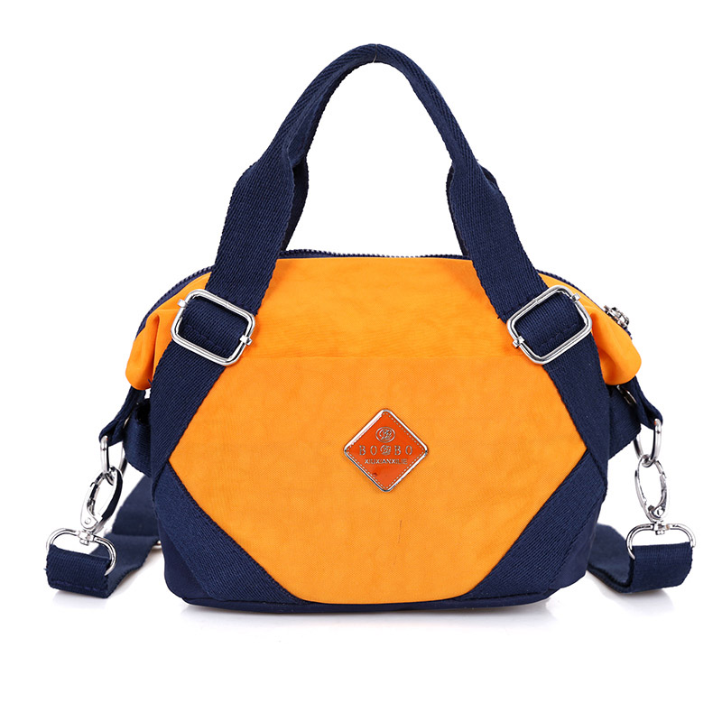 Fashion Brand Nylon High Quality Girls Totes Messenger Bag Women Shoulder Bag Wo