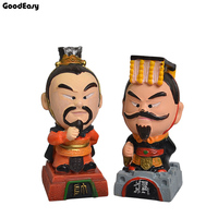 Chinese Chess Folding Chess Board Chinese chess pieces / parent child gift with High Quality