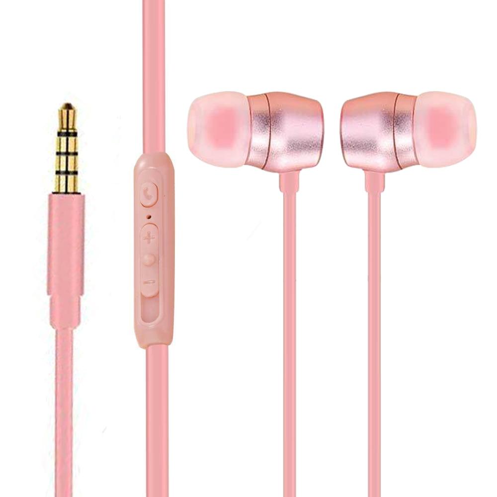 qijiagu 3.5mm Univerzalni žičani uši za slušalice Stereo - Prijenosni audio i video - Foto 5