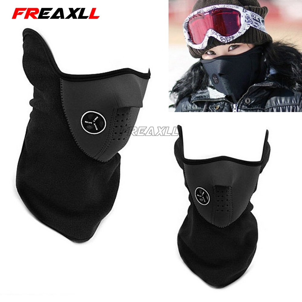 Motorbike Comfortable Motorcycle Mask Riding Neck Outdoor Mask Ultra-thin Breathable High-speed Windproof Face Mouth Half Mask