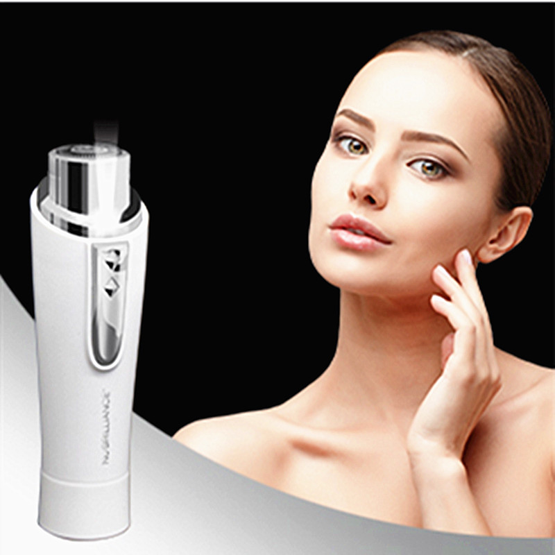 TV Women's Painless Hair Remover Electric Woman Portable Shaver Razor Mini Hair Remover Trimmer Shaving Machine mini woman man hair removal shaver lighted hair remover with pivoting pivoting head safe