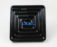650W 220V 230V Ceramic Electric Heating Infrared Heater 120x120mm
