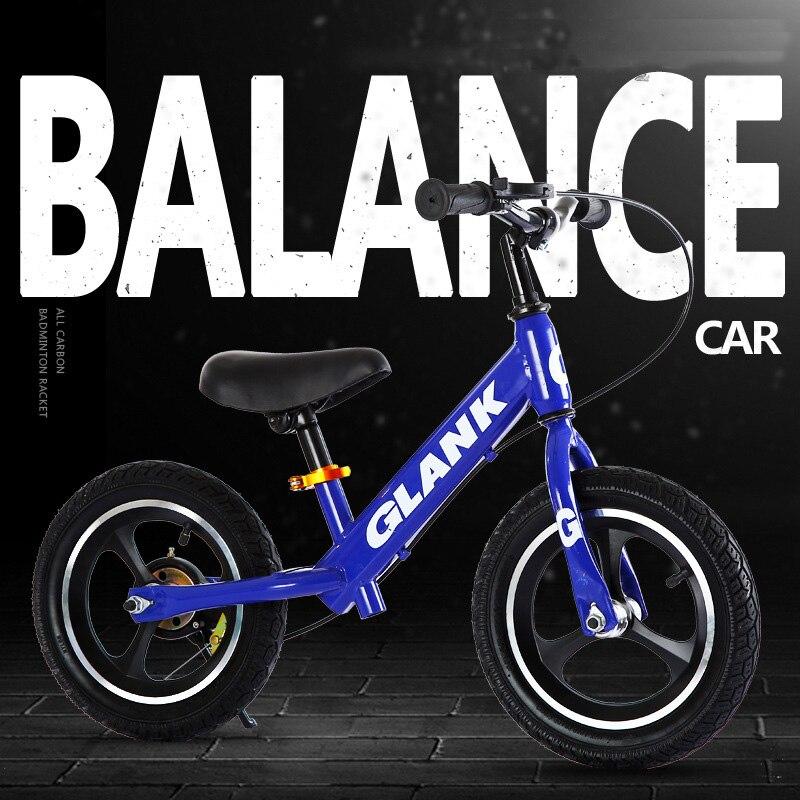 NORWICH 12inch Aluminum Alloy Tire Balance Bike Kid Bicycle No Brake
