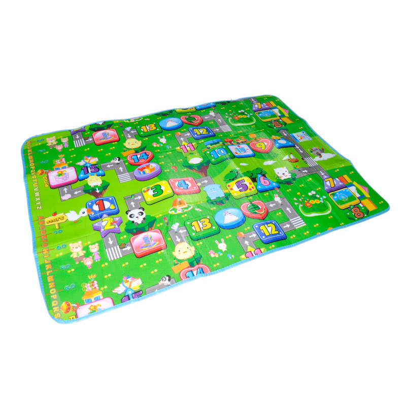 Funny Activity children puzzle mat baby for kids room carpet rug blanket learning educational toys for boys girls gifts 11
