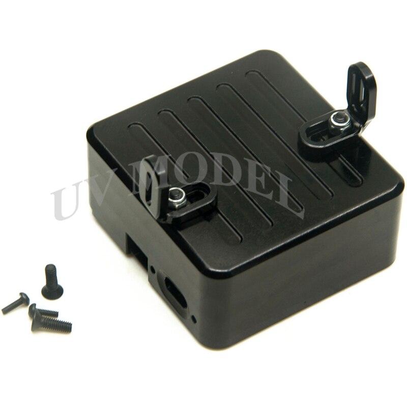 Axial scx10 caja electrónica para 1/10 axial scx-10 cc01 f350 d90 rc4wd rock cra