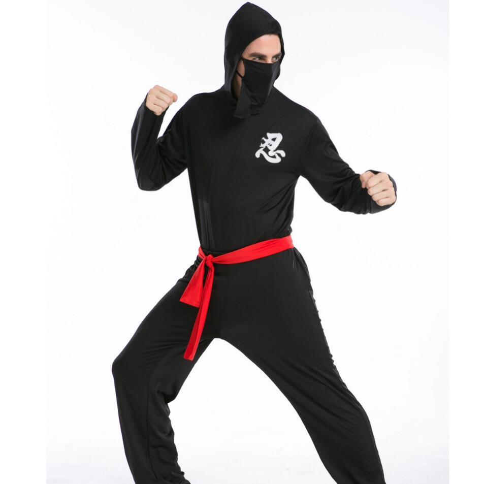 Online Buy Wholesale ninja halloween costumes from China ninja ...