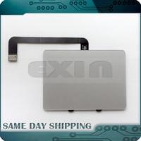 100% NUOVO Computer Portatile A1286 Trackpad Touchpad Con Cavo per Macbook Pro 15.4