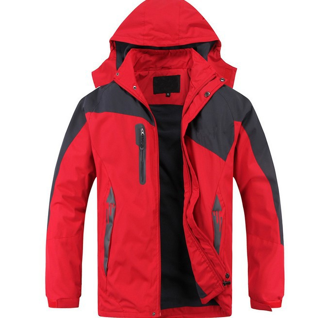 Outdoor Mountain Wear snowboarding jacket Camping jacket ...