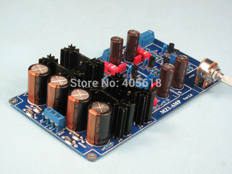 MZ1-AMP Class A preamplifier Pre Amp board Basic on Marantz preamp circuit diy kit free shipping reference study copy marantz 7 hybird preamplifier pre amp preamp pre amplifier pre amplifier rca output good sound