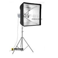 Meking photo studio umbrella Softbox 60cmx60cm / 24x24 with Bowens Mount soft box for speedlight speedlite flash light