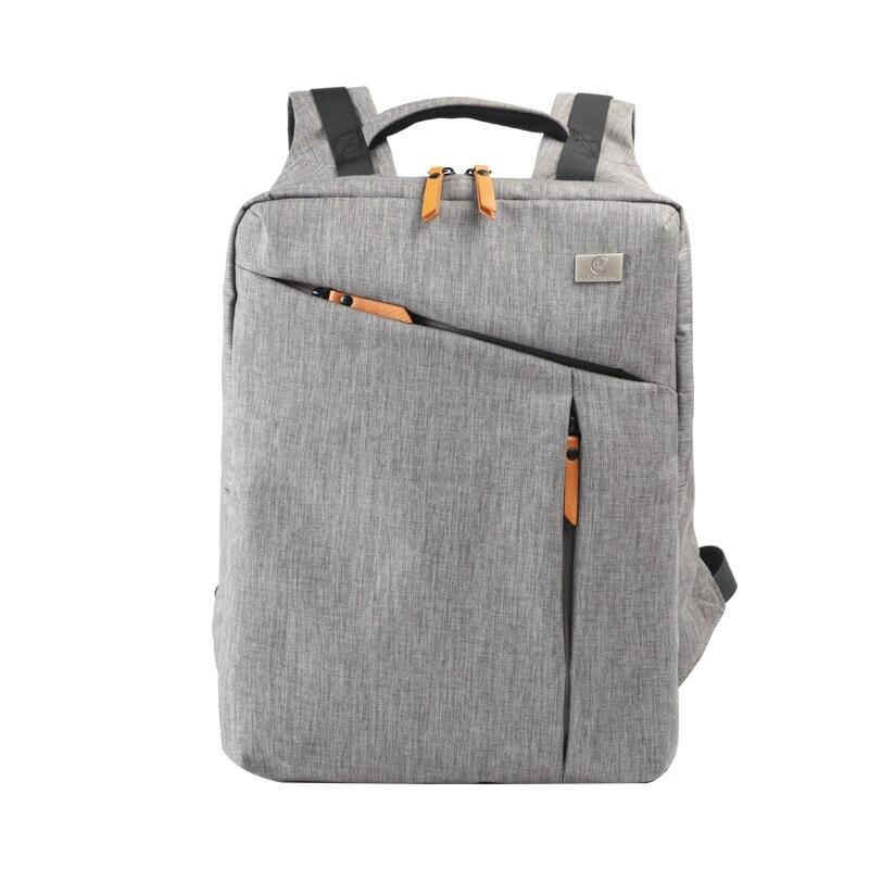 BAOERSEN женский винтажный рюкзак школьный рюкзак из воловьей кожи Повседневная сумка большой емкости женская кожаная дорожная сумка - 2