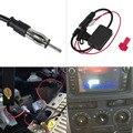 De alta Calidad Negro 12 V Del Coche Automóvil ANT-208 FM Auto Antena Booster Amplificador de Señal de Radio #