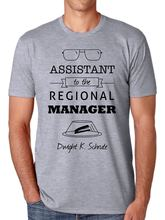 50bfd59c2 Assistant To The Regional Manager Dwight Schrute The Office Mens  Shirt(China)