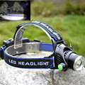 2000Lm Waterproof CREE XML T6 Zoom LED Headlight Headlamp Head Lamp Light high lumen Adjust Focus For Bicycle Camping Hiking