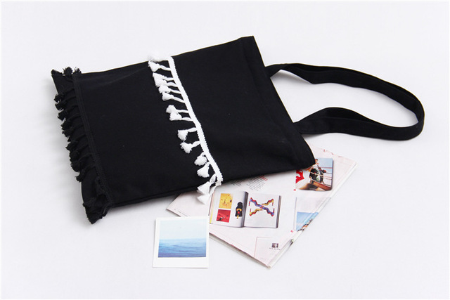 2017 new women bag Women's Casual Tote Female Daily Use Female Shopping Bag Ladies Single Shoulder Handbag Simple Beach Bag