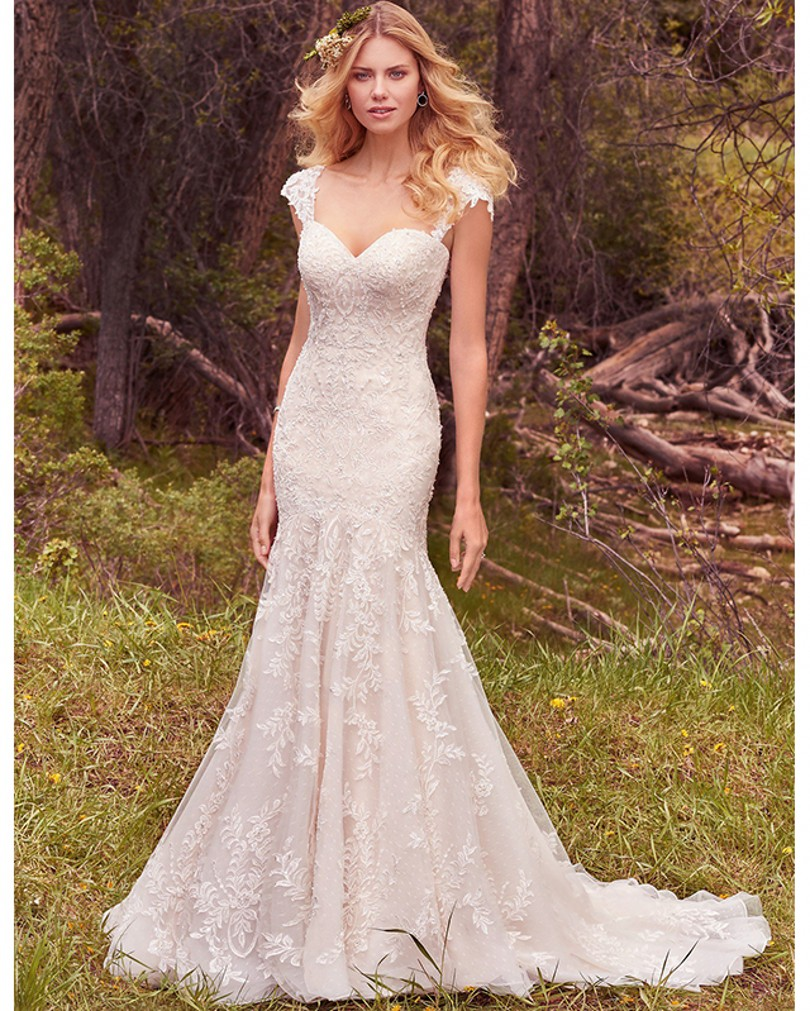 Popular fairytale wedding dresses buy cheap fairytale for Princess mermaid wedding dresses