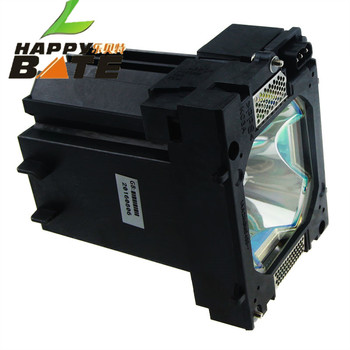 HAPPYBATE POA-LMP108 Replacement Projector Lamp with Housing 610-334-2788 for PLC-XP100 PLC-XP100L EIKI LC-X80 610 295 5712 projector lamp with housing for eiki lc sm3 sm4 xm2