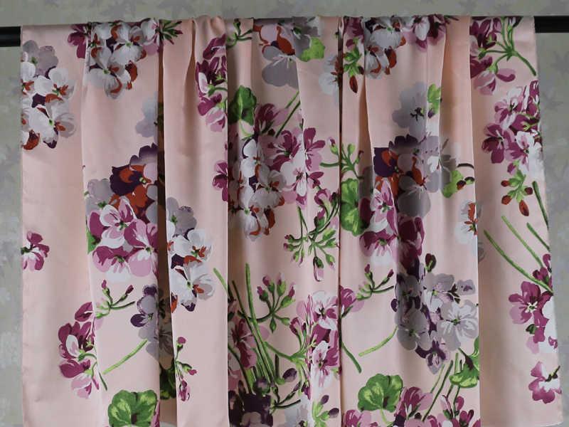 100*150 cm, miękka sukienka dla nowożeńców materiał krepa satynowa tkanina Charmeuse Aquamarine różowy burgundii