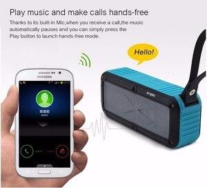Image 4 - W KING S20 لاوندسبيكر IPX6 مقاوم للماء سمّاعات بلوتوث قابل للنقل NFC سمّاعات بلوتوث إلى في الهواء الطلق/دش/دراجة FM راديو