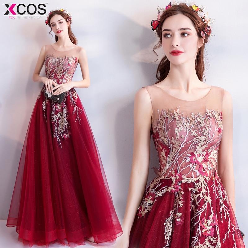 red prom dresses 2018
