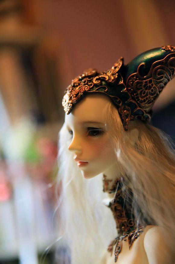 Bonecas BJD 1/3 Figuras de Resina Luts Fairyland boneca Christina Chateau Oueneifs Brinquedos Para Meninas Presentes de Natal DC