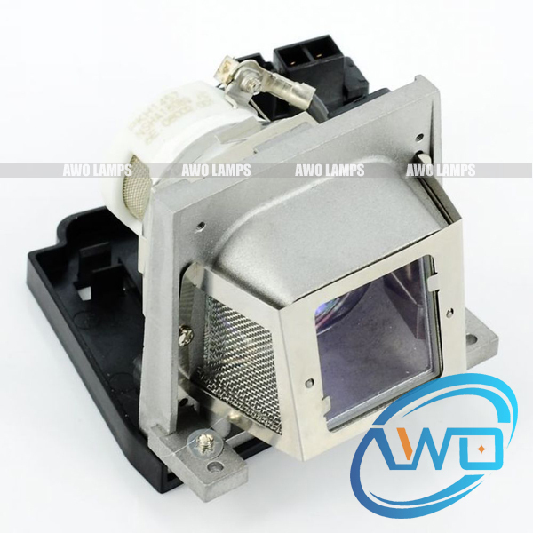 RLC-023 Compatible lamp with housing for VIEWSONIC PJ558D