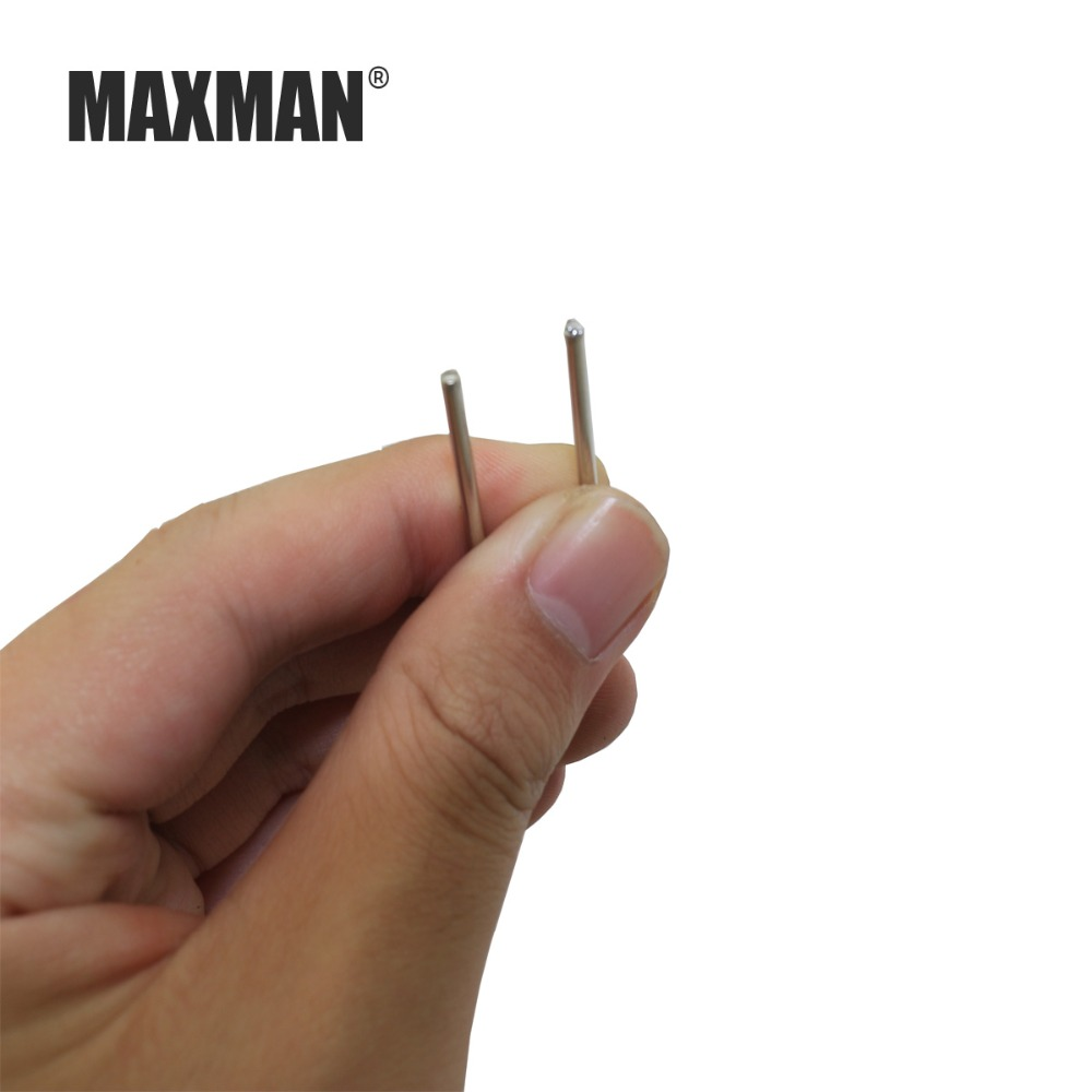 MAXMAN 5 Pieces soldering tip used in Electric Welding Gun Tool Replaceable Accessories Manual Automatic Tin Gun in Electric Soldering Irons from Tools